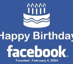 FACEBOOK HAPPY BIRTHDAY