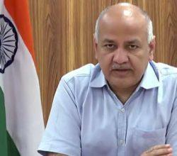 Delhi's Education Minister