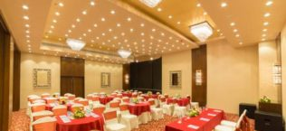 Hotel & Banquet Hall