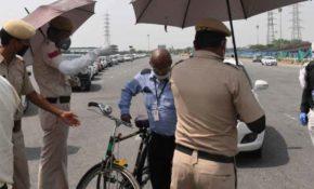 Delhi Border Open